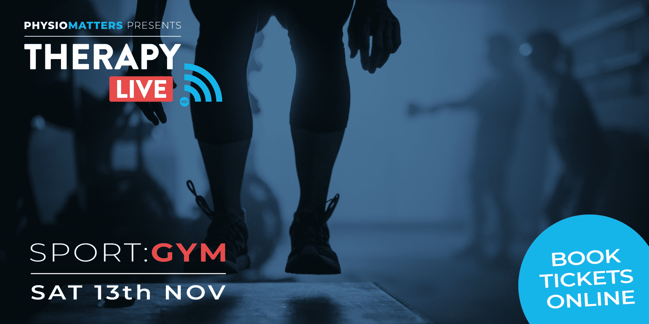 therapy live sport: gym 2021