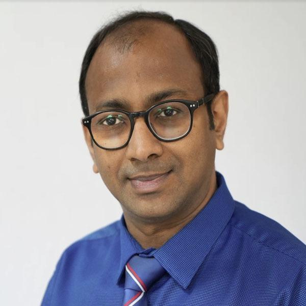 Deepak Ravindran